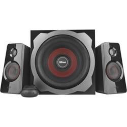 PC reproduktory Trust GTX38 Ultimate Bass, kabelový, 60 W, černá