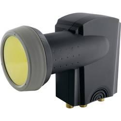 Satelitní konvertor Quad-LNB Schwaiger SPS7944A531 Velikost feedu: 40 mm ochrana před vnějšími vlivy