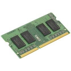 RAM modul pro notebooky Kingston ValueRAM KVR16LS11/4 4 GB 1 x 4 GB DDR3L RAM 1600 MHz CL11 11-11-28