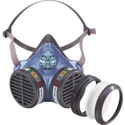 Jednorázová ochranná dýchací maska Moldex Serie 5000 5984, FFA1B1E1K1P3 R D, vel. L