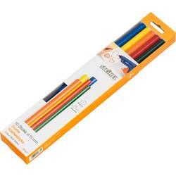 Lepicí tyčinky Steinel 006815 006815, Ø 11 mm, délka 250 mm, 10 ks, různé barvy tříděné