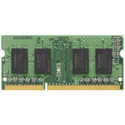Sada RAM pamětí pro notebooky Kingston ValueRAM KVR16S11S8/4 4 GB 1 x 4 GB DDR3 RAM 1600 MHz CL11 11-11-35