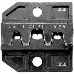 Krimpovací nástavec Rennsteig Werkzeuge neizolované ploché zástrčky , 0.5 do 6 mm², Vhodné pro značku Rennsteig Werkzeuge, PEW 12 624 050 3 0