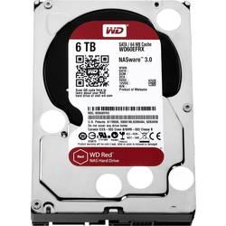 "interní pevný disk 8,9 cm (3,5"") 6 TB Western Digital Red™ Bulk WD60EFRX SATA III"