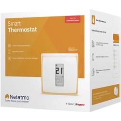 Bezdrátový termostat k ovládání lokálního vytápění Netatmo NTH01-DE-EC, Wi-Fi