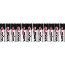 Tužková baterie AA alkalicko-manganová Energizer Max LR06, 1.5 V, 12 ks