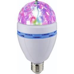 LED barevná party žárovka Renkforce E27 PARTYLAMP, E27, 1 W, barevná