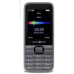 Swisstone SC 560 mobilní telefon Dual SIM černá
