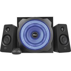 PC reproduktory Trust GXT 628 2.1 Tytan LED, kabelový, 120 W, černá, modrá