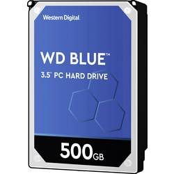 "Interní pevný disk 8,9 cm (3,5"") Western Digital Blue™ WD5000AZRZ, 500 GB, Bulk, SATA III"