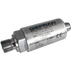 Senzor tlaku Gefran TK-E-1-Z-B06U-M-V, 0 bar do 6 bar, připojení M12, 4pólové