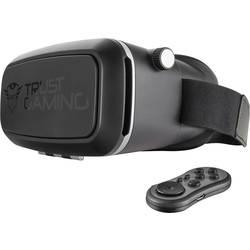 Okuliare pre virtuálnu realitu Trust GTX 720 3D, čierna