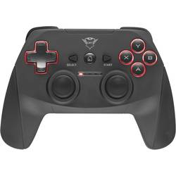 Trust GXT 545 gamepad PC, PlayStation 3 čierna