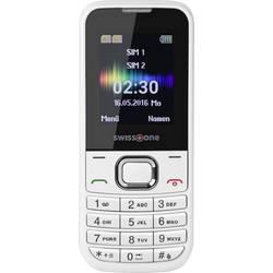 Swisstone SC 230 mobilní telefon Dual SIM bílá