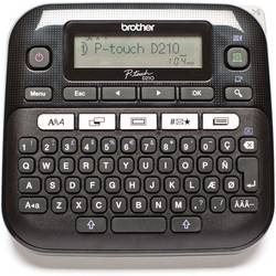 Štítkovač Brother P-touch D210 PTD210ZG1