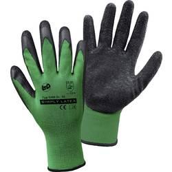 Pracovné rukavice L+D SIMPLY Latex 1490-10, velikost rukavic: 10