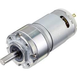 Stejnosměrný elektromotor převodový TRU COMPONENTS IG320005-SY9489 12 V 530 mA 0.029 Nm 995 ot./min Průměr hřídele: 6 mm