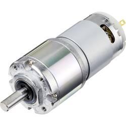 Stejnosměrný elektromotor převodový TRU COMPONENTS IG320014-F1C21R 12 V 530 mA 0.073549875 Nm 373 ot./min Průměr hřídele: 6 mm