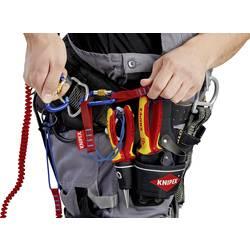 Pojistka proti nářadí s materiálovým karabinou Knipex 00 50 03 T BK