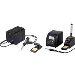 Pájecí a odsávací stanice TOOLCRAFT digitální, 160 do 480 °C, + odkládací stojánek, + odsávací pumpa