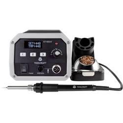 Vysokofrekvenční pájecí stanice TOOLCRAFT ST-100 HF TO-4878195, digitální displej, 100 W, 50 do 480 °C, + pájecí hrot