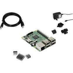 Raspberry Pi® 3 Model B sada pro začátečníky Joy-it RB-Pure-Set Raspberry Pi® 3 Model B