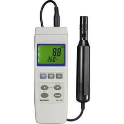 Měřič zbytkového kyslíku VOLTCRAFT DO-101, 0 - 20 mg/l, vyměnitelná elektroda, s funkcí měření teploty