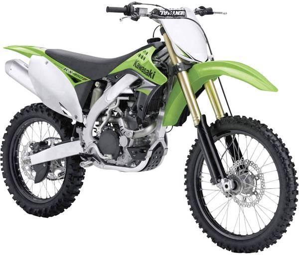 NEWRAY model motorky KAWASAKI KX 450F 2012 | BONMOTO