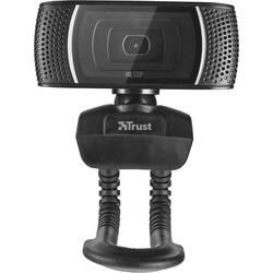 HD webkamera Trust Trino, upínací uchycení