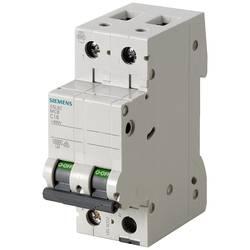 Ochranný spínač pro kabely Siemens 5SL6206-7 1 ks