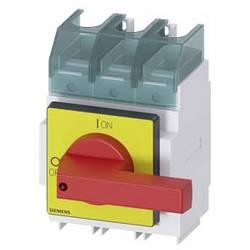 Odpínač Siemens 3LD23300TK13, 160 A, 690 V/AC červená, žlutá 3pólový 185 mm²