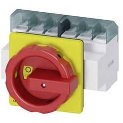 Odpínač Siemens 3LD25043VK53, 63 A, 690 V/AC červená, žlutá 6pólová 35 mm²