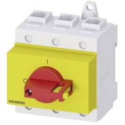 Odpínač Siemens 3LD27300TK13, 100 A, 690 V/AC červená, žlutá 3pólový 50 mm²