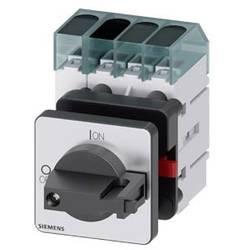 Odpínač Siemens 3LD30500TL11, 16 A, 690 V/AC černá 4pólový 16 mm²