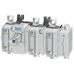 Odpínač Siemens 3KA55401AE01, 250 A, 690 V/AC 4pólový 150 mm²