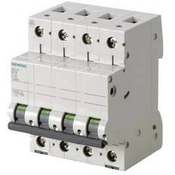 Elektrický jistič Siemens 5SL44168, 16 A, 400 V