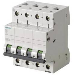 Elektrický jistič Siemens 5SL44506, 50 A, 400 V