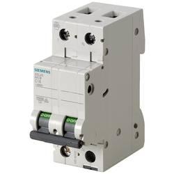 Elektrický jistič Siemens 5SL45508, 50 A, 230 V