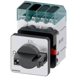 Odpínač Siemens 3LD34500TL11, 63 A, 690 V/AC černá 4pólový 16 mm²