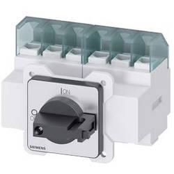 Odpínač Siemens 3LD21223VK11, 25 A, 690 V/AC černá 6pólová 16 mm²