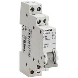 Vypínač Siemens 5TE8213, 32 A 3 spínací kontakty šedá