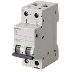 Elektrický jistič Siemens 5SL42106, 10 A, 400 V