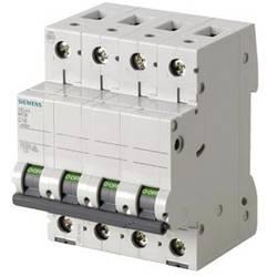 Elektrický jistič Siemens 5SL44016, 1 A, 400 V