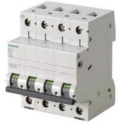 Elektrický jistič Siemens 5SL44067, 6 A, 400 V