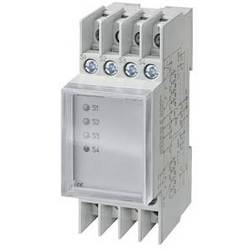 Siemens Relé T5570 AC 230 V 5 A přídavné čidlo s průhledným krytem 5TT3461