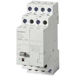 Dálkový spínač Siemens 5TT4104-0 5TT41040, 4 spínací kontakty, 400 V, 16 A