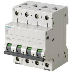 Elektrický jistič Siemens 5SL46638, 63 A, 400 V