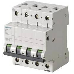 Elektrický jistič Siemens 5SL66067, 6 A, 400 V