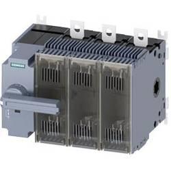 Odpínač Siemens 3KF33252LF11, 250 A, 690 V/AC 8 spínacích kontaktů, 8 rozpínacích kontaktů 3pólový