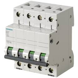 Elektrický jistič Siemens 5SL46408, 40 A, 400 V